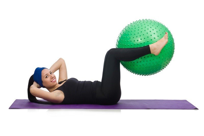 Why Gym Balls Are an Important Piece of Gym Equipment?