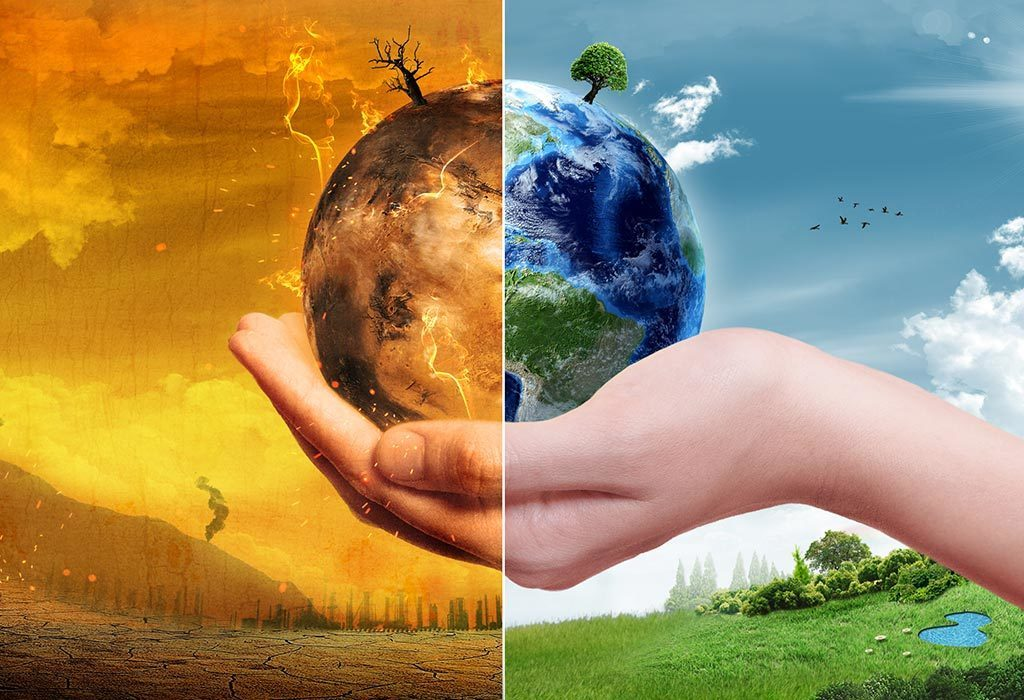 Act Now To Save Our Planet from Global Warming