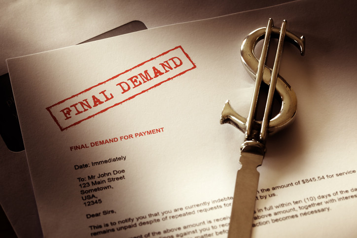 How to Deal with Terrible Debt Collectors