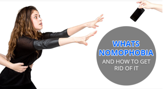 Whats Nomophobia? And How To Get Rid Of It?