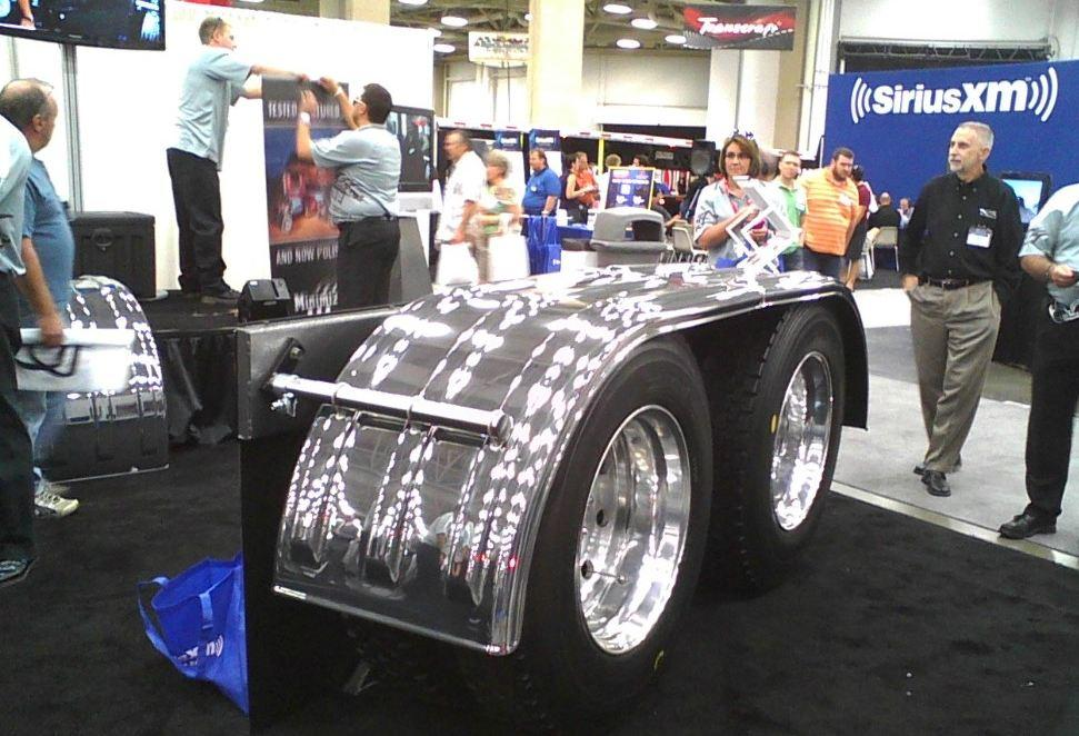 The Benefits of Installing Chrome Truck Fenders and Bumpers