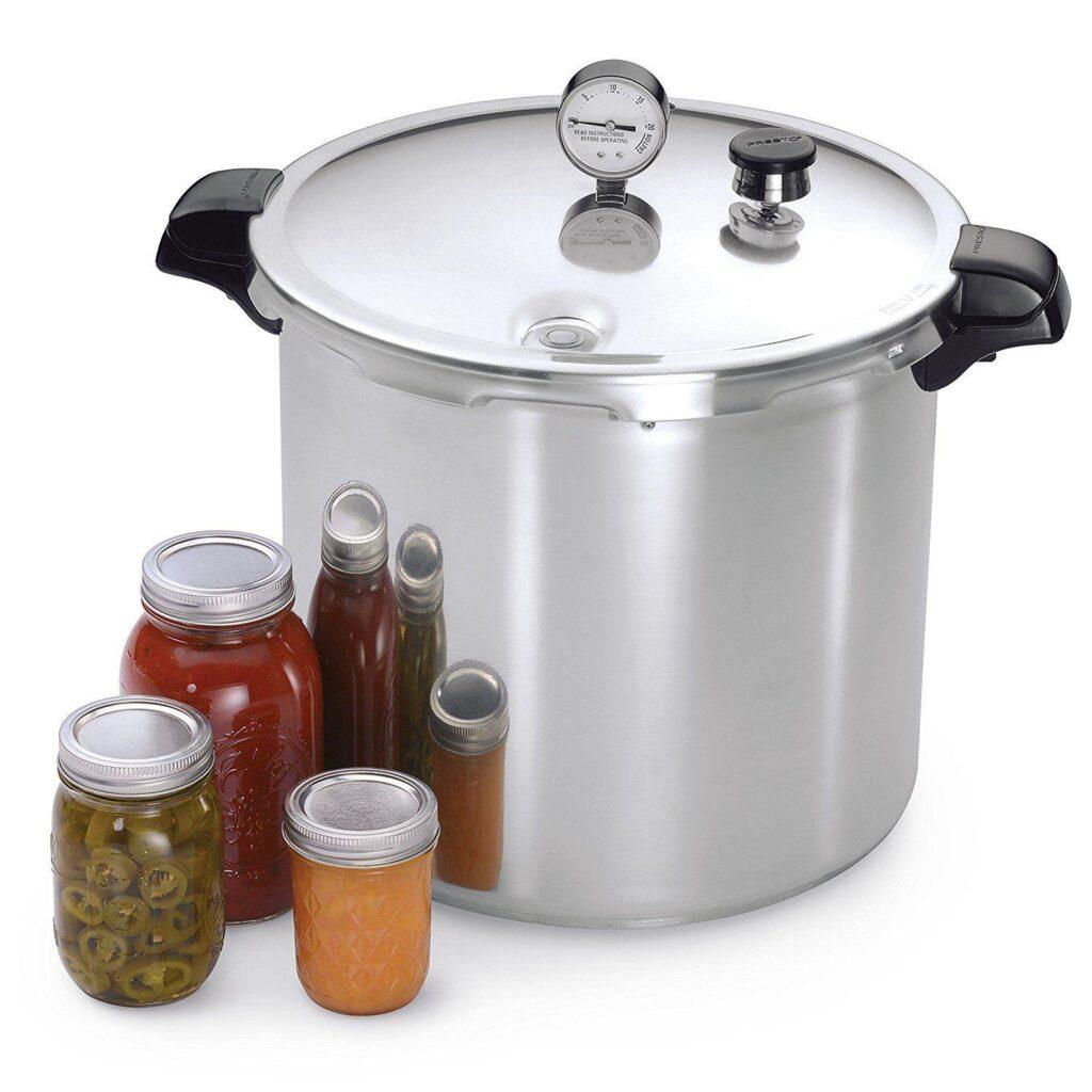 Presto 01781 Pressure Canner and Cooker