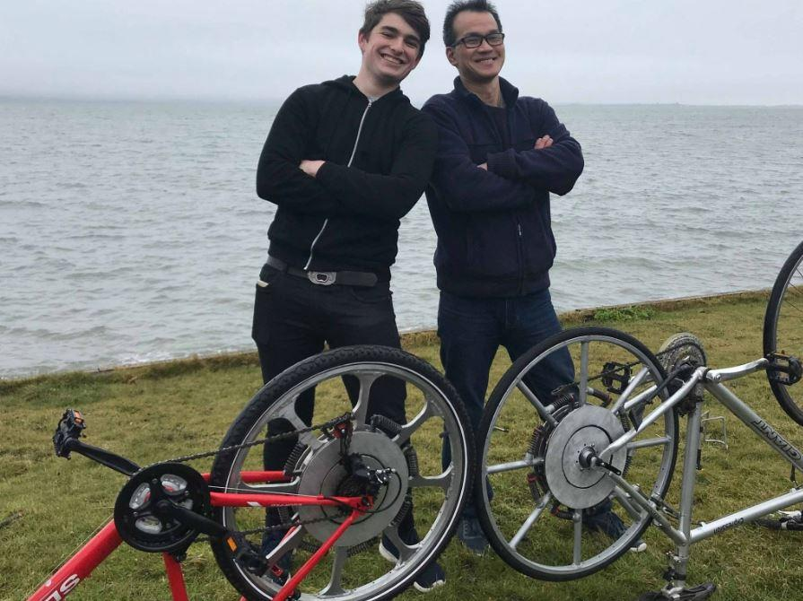 Super Wheel | A New Chapter in Cycling – Powered by Weight