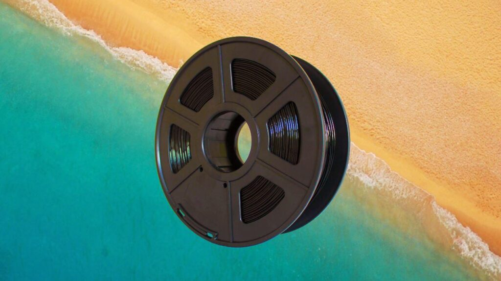 Clean Currents Launches Kickstarter Campaign for 3D Print Filament Made From Ocean Plastic