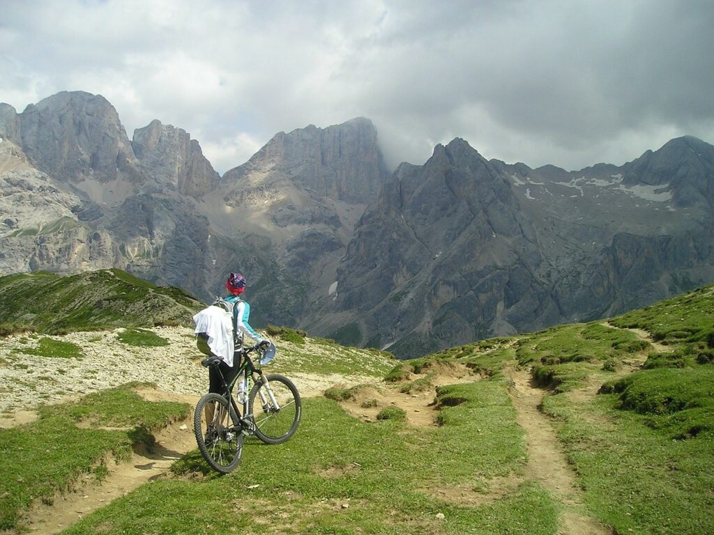 5 Ways to Improve Your Mountain Biking Skills