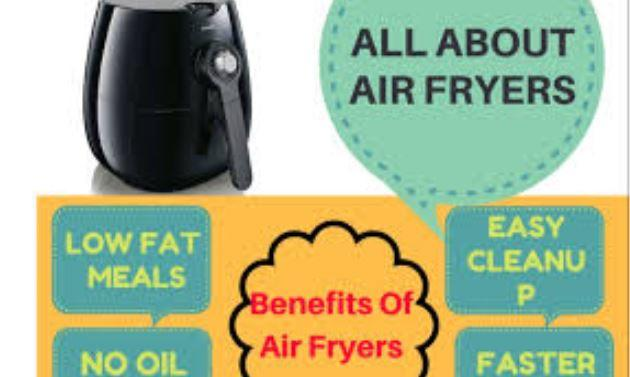 What Is An Air Fryer and How Does it Work as Healthy Kitchen Tool?