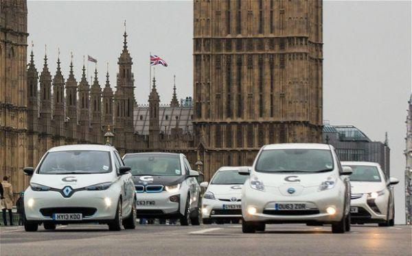 How To Take Advantage of the Growth in the UK Electric Car Market?
